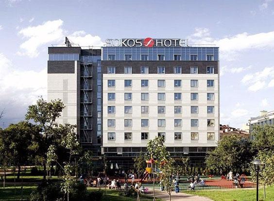 Сокос Отель Олимпия Гарден