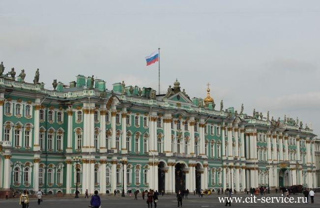 Групповые туры в Петербург
