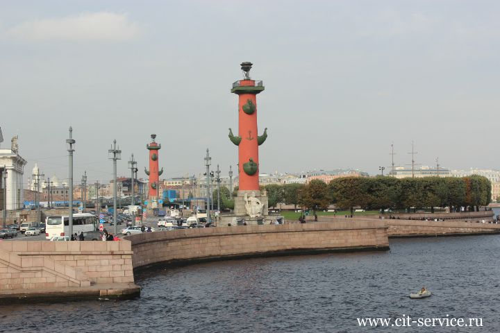 Групповые туры в Санкт-Петербург