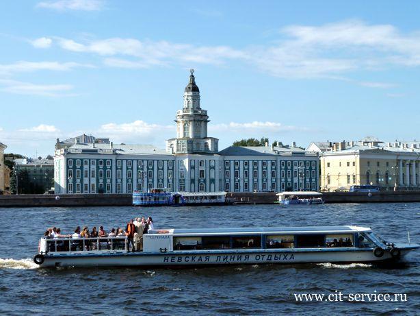 Инсентив поездка в Санкт-Петербург