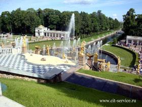 Туры в Петербург в мае