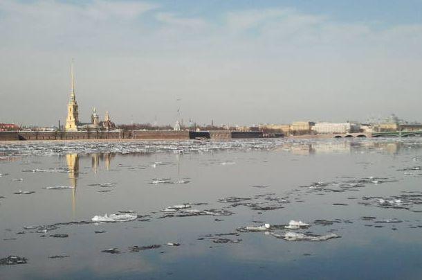 Экскурсии в Петербург в апреле