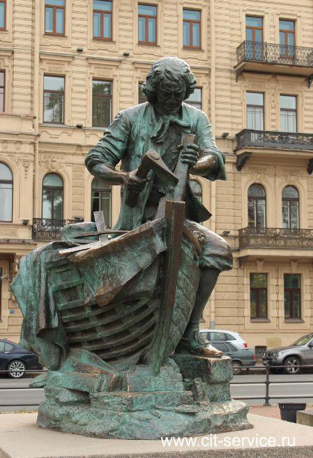 Экскурсии в Санкт-Петербург в апреле