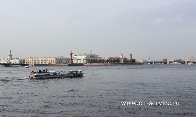 Экскурсии в Санкт-Петербург в мае