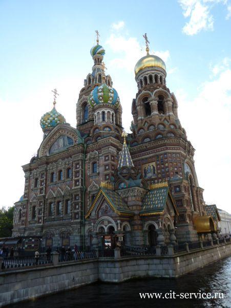 Экскурсии в Санкт-Петербург