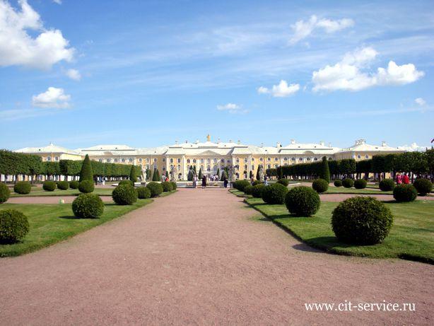 Туры в Петербург из Челябинска