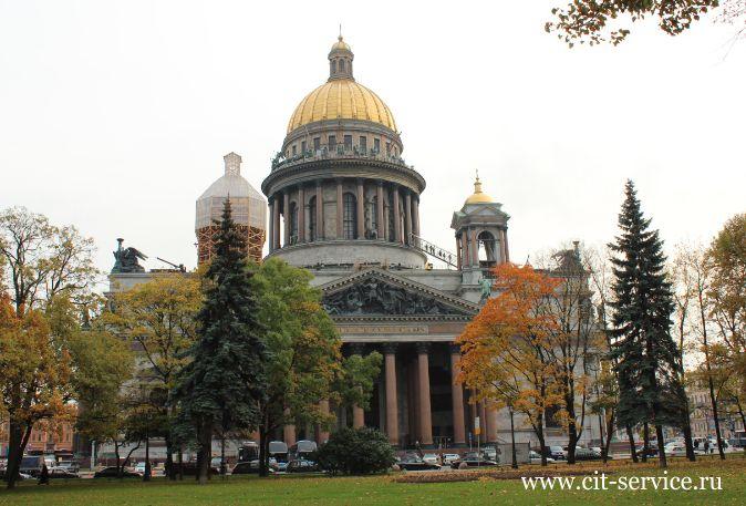 Туры в Петербург из Екатеринбурга