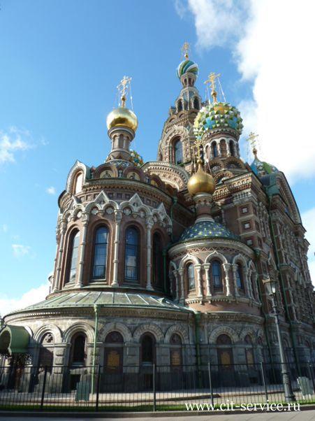 Экскурсионные туры в С.Петербург