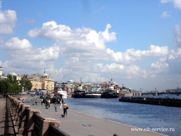 Экскурсионные туры в Петербург