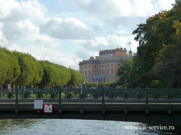 Туры в Петербург из Хабаровска