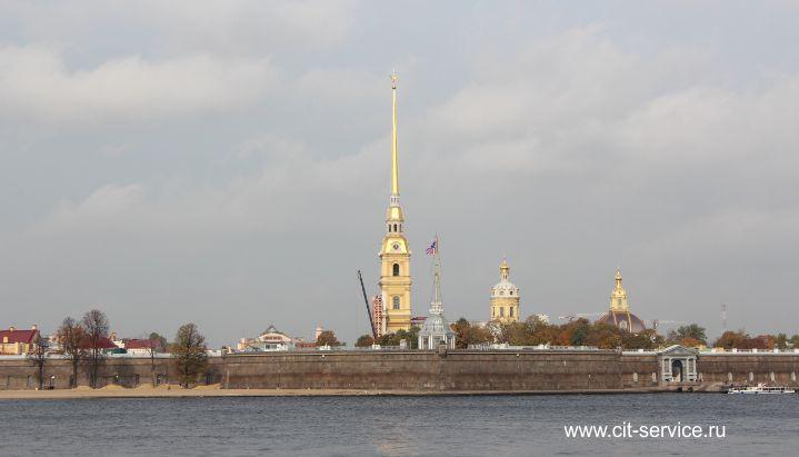 Туры в Санкт-Петербург из Иркутска