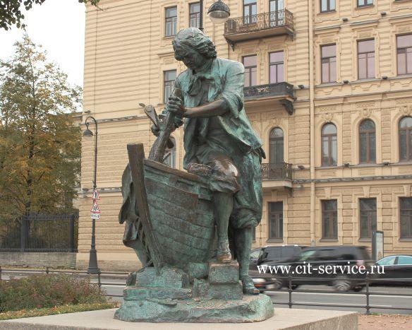 Туры в Санкт-Петербург из Ижевска