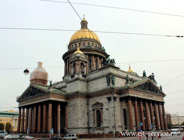 Туры в Петербург из Казани