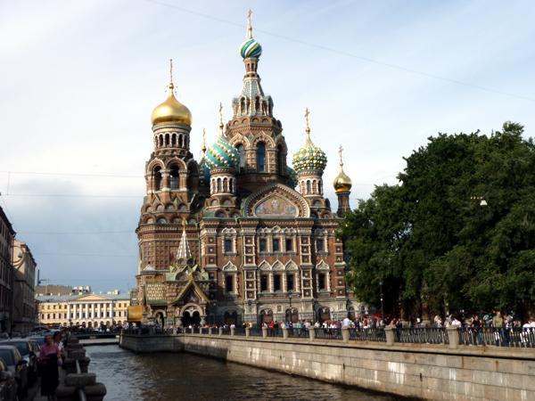 Туры в Питер из Казани