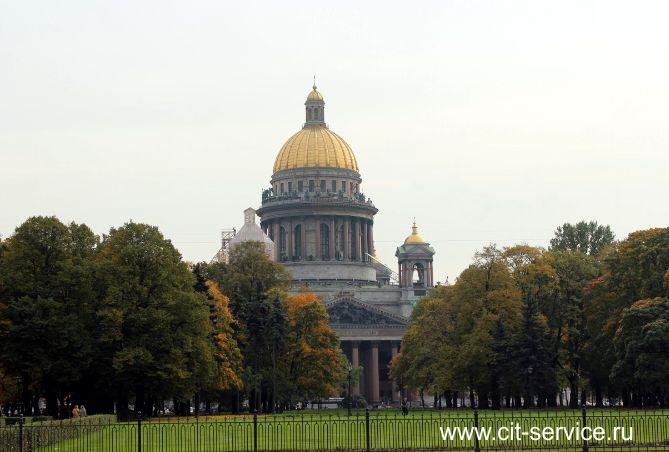 Туры в Петербург из Нижнего Новгорода