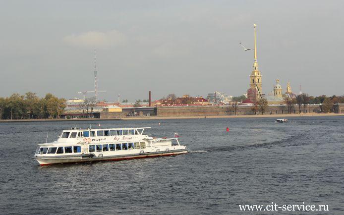 Туры в Петербург из Самары