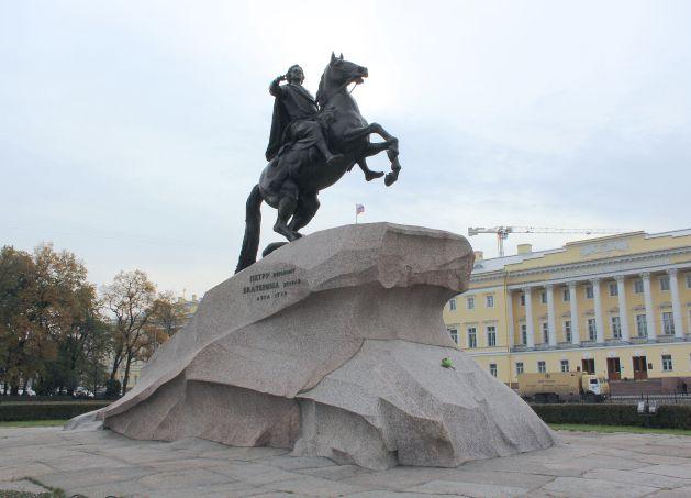 Туры в Санкт-Петербург из Самары