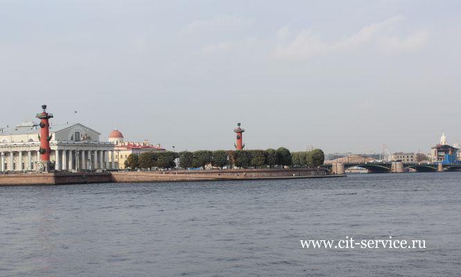 Туры в Санкт-Петербург из Сыктывкара