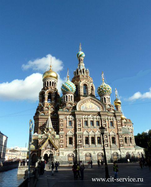 Туры в Санкт-Петербург из Тольятти