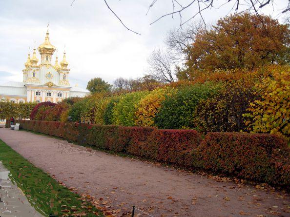 Туры в Санкт-Петербург из Тюмени