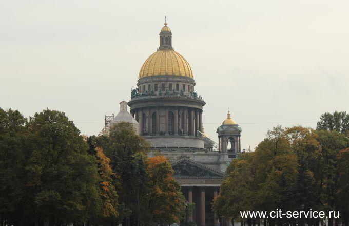 Туры в Санкт-Петербург из Уфы