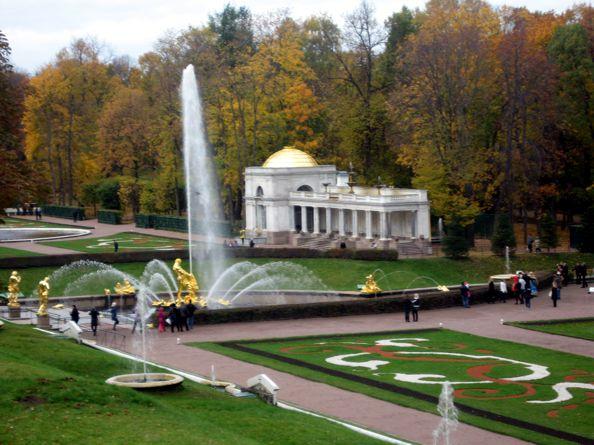 Туры в Петербург из Владимира