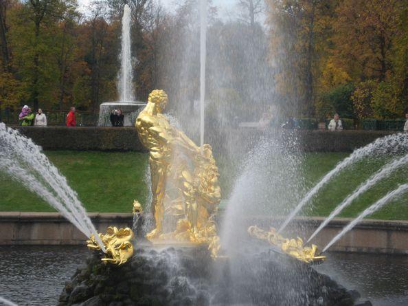 Туры в Петербург из Воронежа
