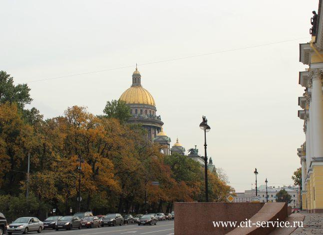 Туры в Санкт-Петербург из Воронежа