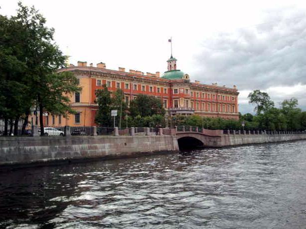 Туры в Санкт-Петербург в сентябре