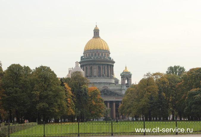 Туры в Санкт-Петербург на выходные
