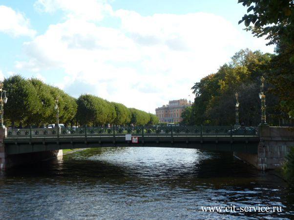 Индивидуальные экскурсии в Петербург
