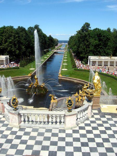 Индивидуальные экскурсии в Санкт-Петербург