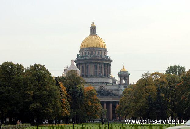 Индивидуальные туры в Санкт-Петербург