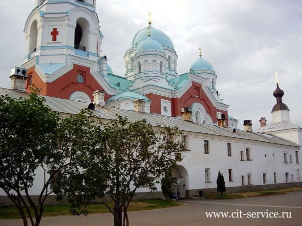 Туры Санкт-Петербург Валаам в сентябре