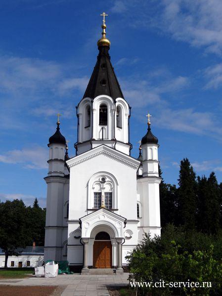 Тур на Валаам из Петербурга