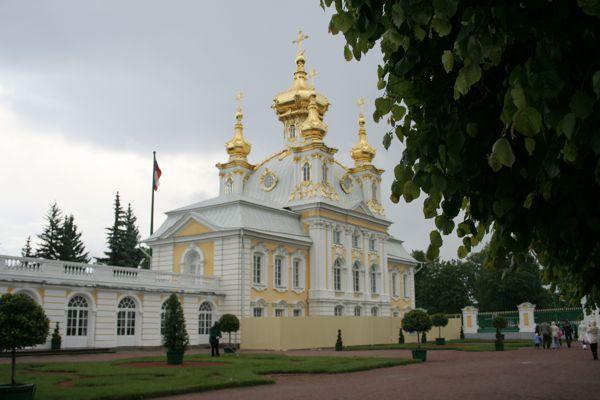 Отдых в пригороде Петербурга