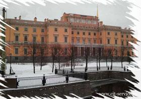 В Санкт-Петербург туры на Новый год