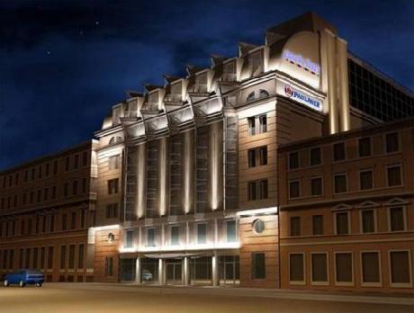 Гостиница Парк Инн Невский **** Санкт-Петербург