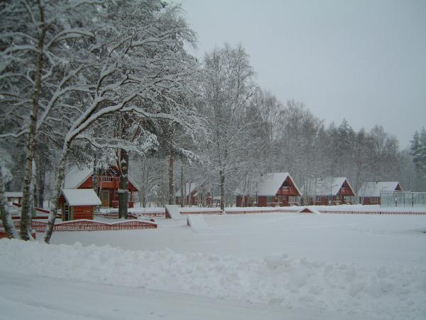 Загородный отель Green Village