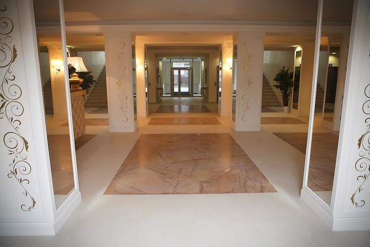 «La Viva Hotel&Spa» холл