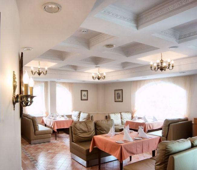 «Гранд Петергоф Спа Отель» ресторан