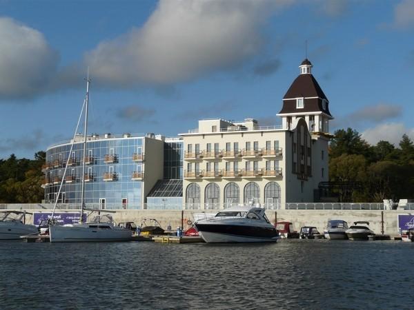 Яхт клуб Терийоки